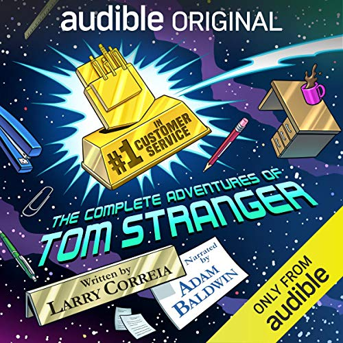 #1 in Customer Service: The Complete Adventures of Tom Stranger