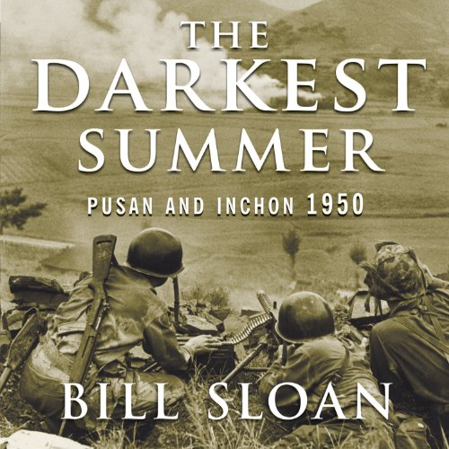The Darkest Summer audiobook cover art