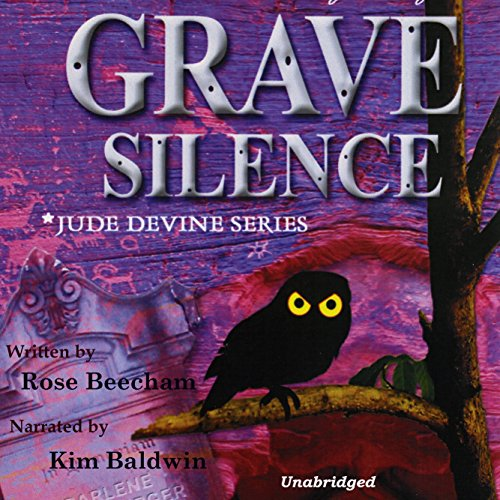 Grave Silence audiobook cover art
