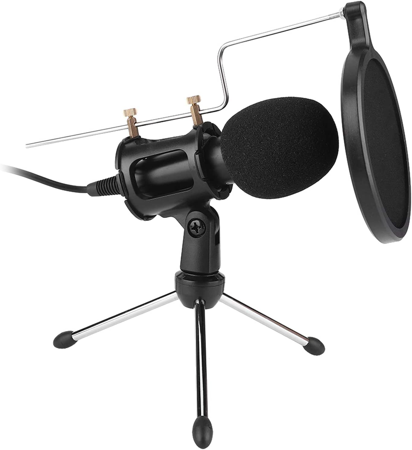 Studio Microphone Max 76% OFF A surprise price is realized Broadcasting Mic Mob for Computer