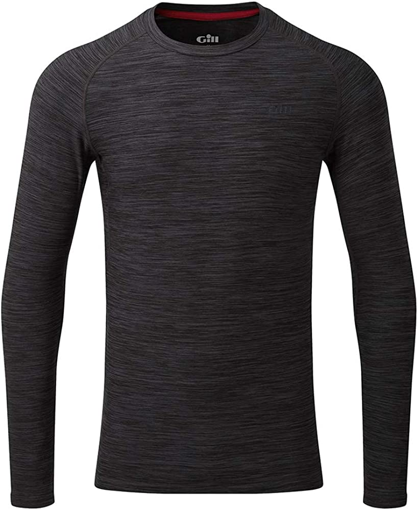 GILL Men's Max 84% Rapid rise OFF Long Neck Sleeve Crew