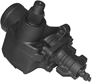 Detroit Axle - Complete Power Steering Gear Box Assembly - For Models w/ 32 Spline Output Shaft - USA Made