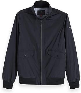Scotch & Soda Men's Classic Short Jacket in Nylon Quality