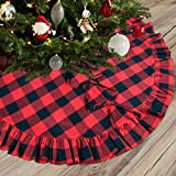 Top 10 Buffalo Plaid Christmas Tree Skirts