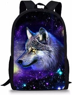 Kids School Backpack For Girls Boys Lightweight Durable Middle Elementary Daypack Book Bag