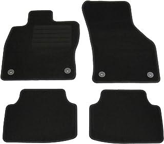 AD Tuning GmbH HG14770 Velours Passform Fußmatten Set, Schwarz