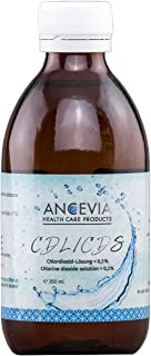 ANCEVIA® - Chlordioxid-Lösung 0,3% (250 ml) - CDS - CDL - Braunglasflasche - Made in Germany