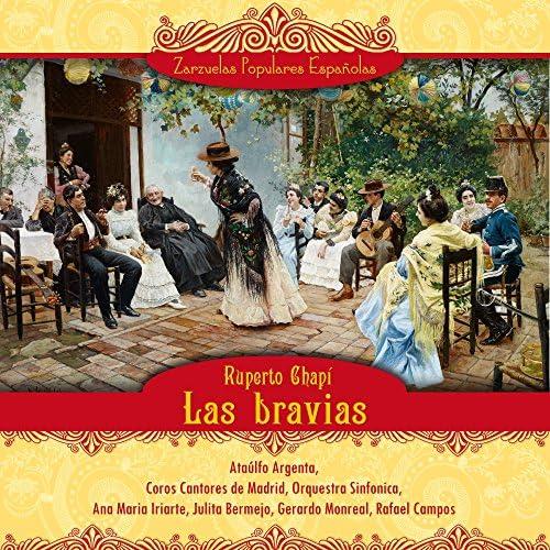 Ataúlfo Argenta, Coros Cantores De Madrid, Gran Orquestra Sinfonica, Ana Maria Iriarte, Julita Bermejo & Gerardo Monreal