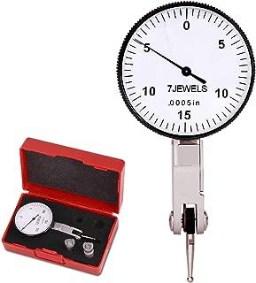 Navigator Dial Test Indicator, 7 Jewels,Dial Dia.1.57
