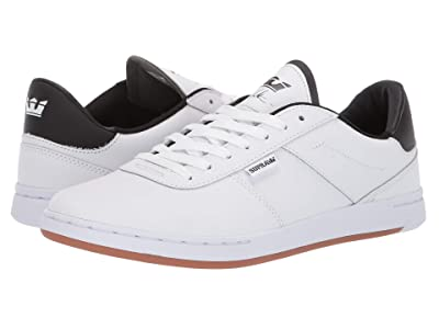 Supra Elevate (White/Black/White) Men
