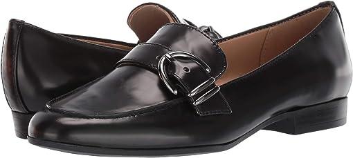 Black Brush-Off Leather