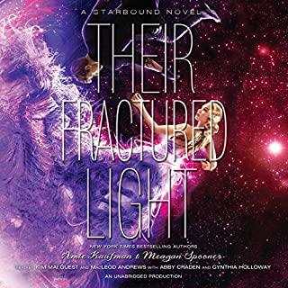 Their Fractured Light audiobook cover art