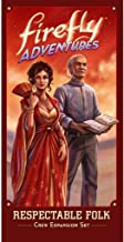 Firefly Adventures Respectable Folk Crew Expansion Set