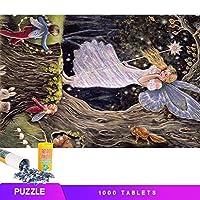 パズル大人子供パズル1000ピース大漫画のアニメパターンジグソーパズルパズルゲームの興味深いおもちゃパーソナライズギフト5月
