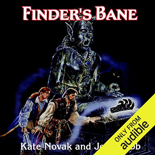 Finder's Bane audiobook cover art