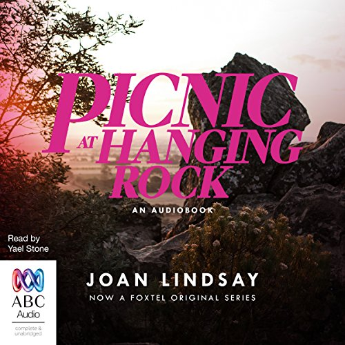 Picnic at Hanging Rock     TV Tie-In Edition              By:                                                                                                                                 Joan Lindsay                               Narrated by:                                                                                                                                 Yael Stone                      Length: 8 hrs and 41 mins     Not rated yet     Overall 0.0