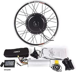 Best electric bicycle kit rear wheel Reviews