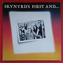 LYNYRD SKYNYRD First And Last LP Vinyl VG+ Cover VG+ 1978 MCA 3047 Masterfonics