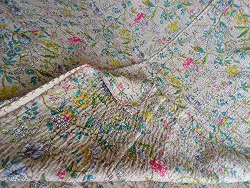 Tribal Asian Textiles 19 Steppdecke...