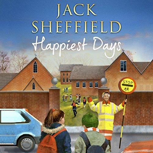 Happiest Days audiobook cover art