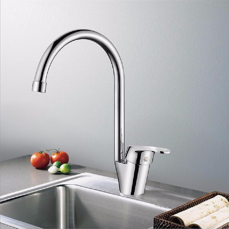 Bijjaladeva Wasserhahn Bad Wasserfall Mischbatterie Waschbecken Waschtisch Armatur für Badezimmer360 Grad schwenkbaren Küche Kalt Wasserhhne Voll Kupfer Mischbatterie
