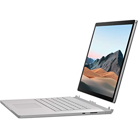 "Microsoft Surface Book 3 Híbrido (2-en-1) Platino 38,1 cm (15"") 3240 x 2160 Pixeles Pantalla táctil Intel® Core i7 de 10ma Generación 32 GB LPDDR4x-SDRAM 1000 GB SSD Wi-Fi 6 (802.11ax) Windows"