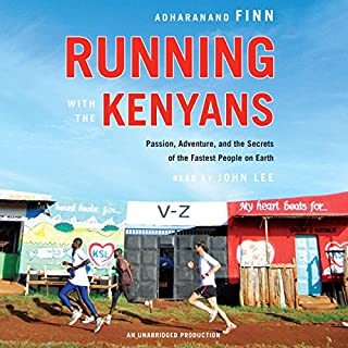 Running with the Kenyans cover art