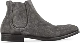 Mens Hudson London Stobart Lived in Suede Office Work Ankle Chelsea Boots