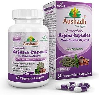 Ayushya Arjuna Capsule, 60 Capsules