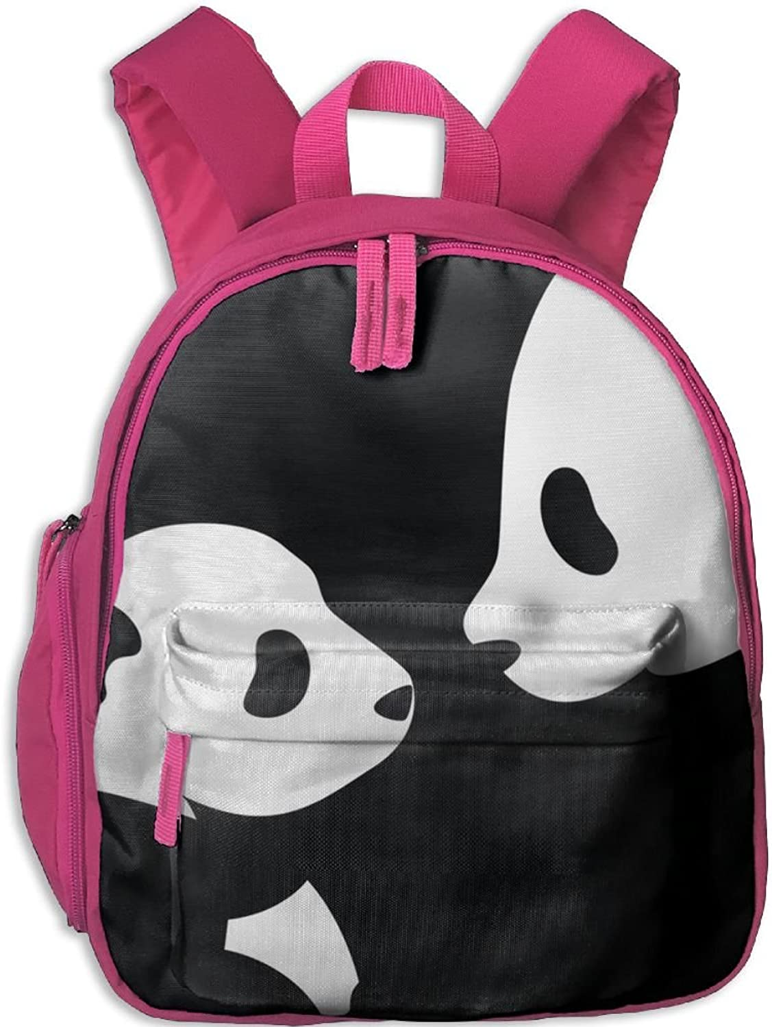 Pinta Cute Panda Cub Cool School Book Bag Backpacks for Girl's Boy's