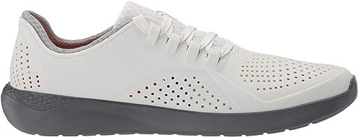 Almost White/Slate Grey