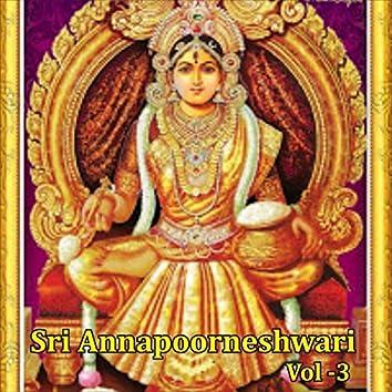 Sri Annapoorneshwari, Vol. 3