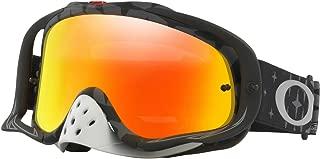 Oakley Crowbar TLD Megaburst Goggle Black W/ Fire Iridium Lens