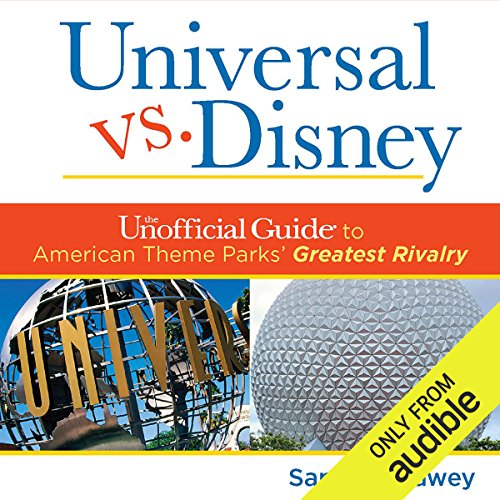 Universal Versus Disney cover art