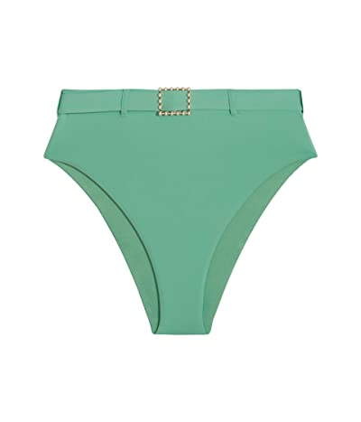 We Wore What Emily Bottoms (Creme De Menthe) Women