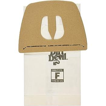 Genuine Dirt Devil Style F Bags- 9-pack 3200147001