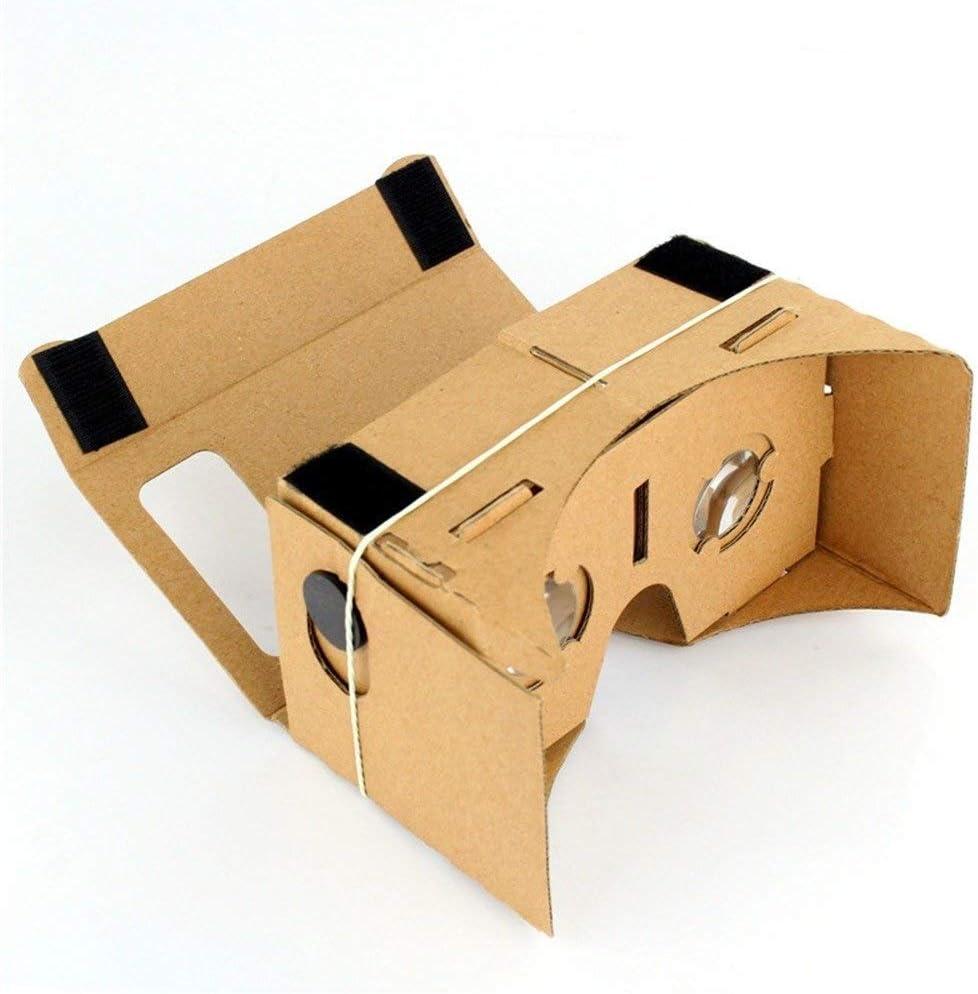 VR Glass Paper Cardboard 3D Glasses Virtual Reality Glass for Smart Phone VR Paper Glass Smart Glasses VR Cardboard