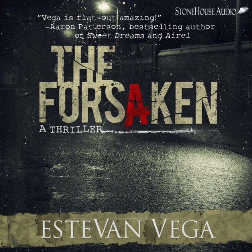 The Forsaken audiobook cover art