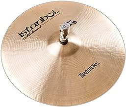 Istanbul Mehmet Cymbals Traditional Series HHM13 13-Inch Medium Hi-Hat Cymbals