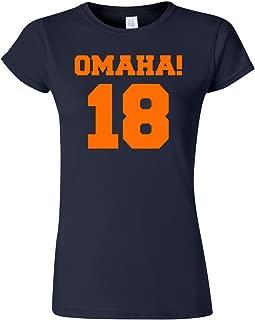 Junior Omaha! Manning Denver T-Shirt Tee