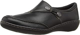 Clarks Women's Ashland Lane Q Slip-On Loafer, AD Template Size