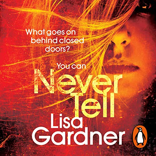 Couverture de Never Tell
