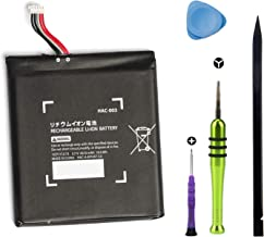 HDCKU HAC-003 Battery Replacement Kit for Nintendo Switch 2017 Game Console HAC-001 Internal Battery