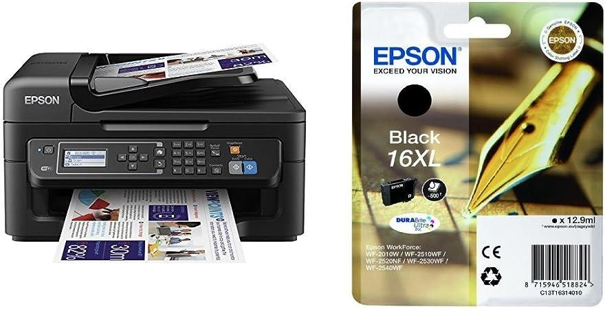 Cartucho Multipack XL env/ío facil Epson Workforce WF-2630WF Impresora multifunci/ón de tinta