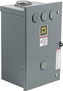 SCHNEIDER ELECTRIC 8903LH40V02 Lighting Contactor 600-Vac 30-Amp L Electrical Box