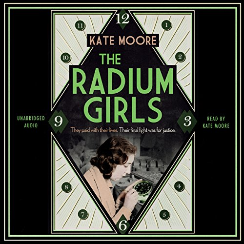 Couverture de The Radium Girls