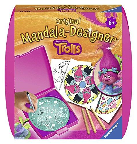Ravensburger Original Mandala Designer 29988 - Mini - Trolls