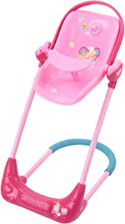 Hauck Toys 3 in 1 Playset / Baby Alive, Doll Accessories, 3 Years Plus - Pink