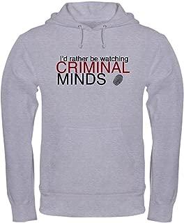 CafePress Watch Criminal Minds Sweatshirt