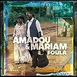 Songtexte von Amadou & Mariam - Folila